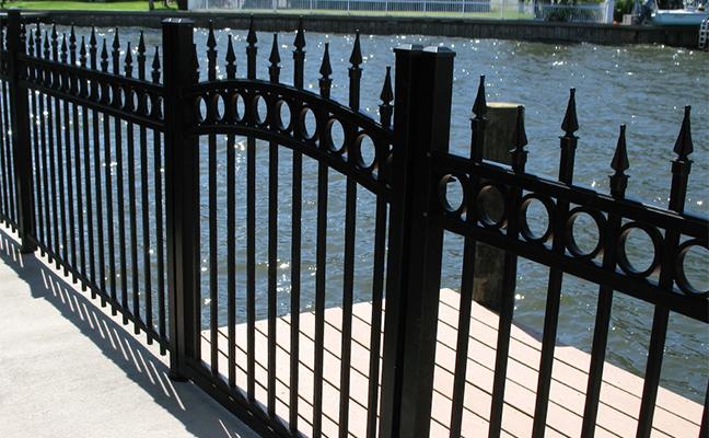 Aluminum Fences For Residential Properties Bulldog Fence